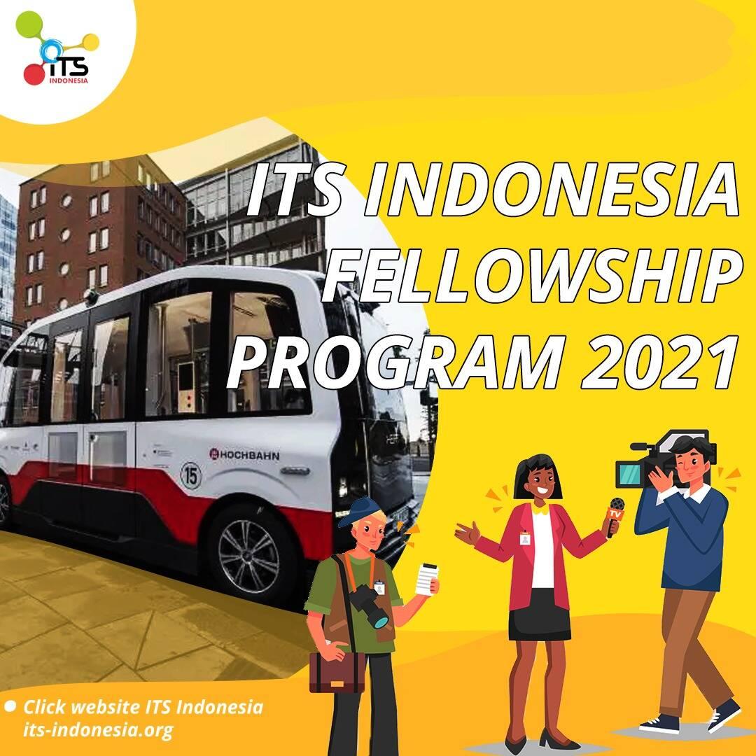 ITS Indonesia Fellowship Program 2021