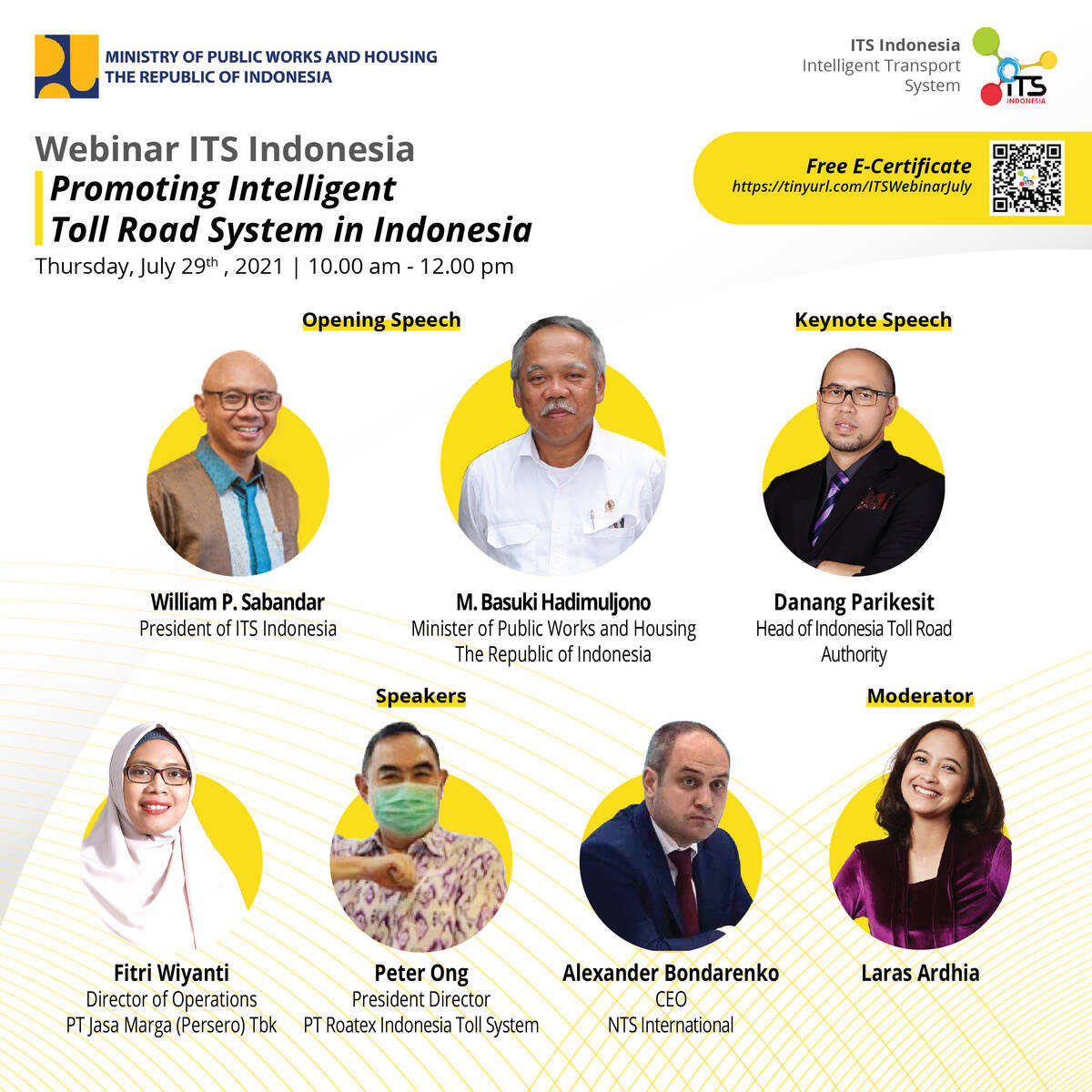 Promoting Intelligent Toll Road System in Indonesia
