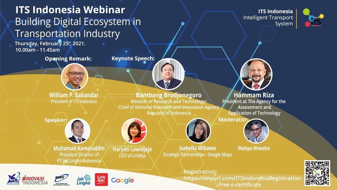 Webinar: Building Digital Ecosystem in Transportation Industry